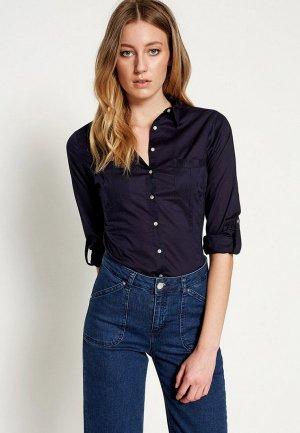 Рубашка Koton. Цвет: синий