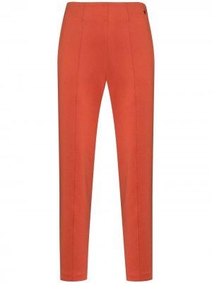 Укороченные брюки Kit SAMUEL GUÌ YANG. Цвет: оранжевый