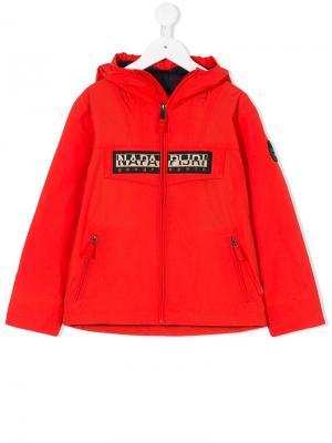 Куртка K Rainforest Napapjiri Kids. Цвет: красный