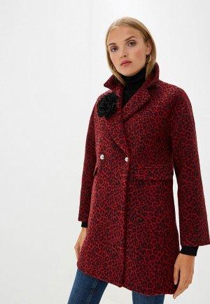 Пальто Liu Jo. Цвет: красный