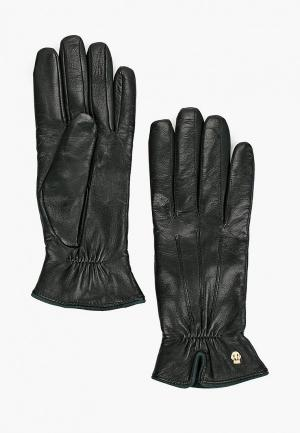 Перчатки Roeckl. Цвет: зеленый