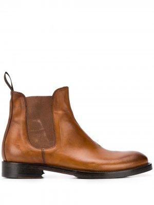 Ботинки Deanche Scarosso. Цвет: коричневый