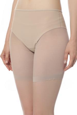 Панталоны Ysabel Mora. Цвет: телесный