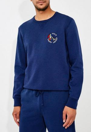 Свитшот Polo Ralph Lauren. Цвет: синий