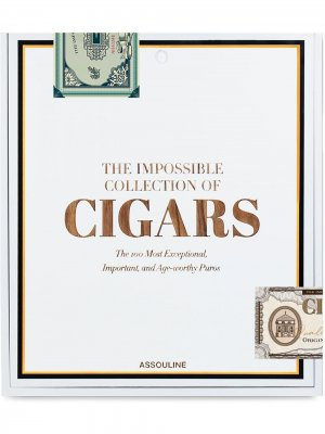 Книга  Impossible Collection of Cigars Assouline. Цвет: as sample