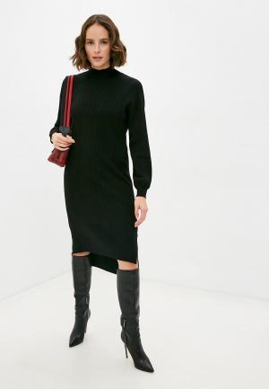 Платье Manila Grace. Цвет: черный