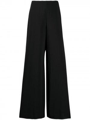 Длинные расклешенные брюки M Missoni. Цвет: черный