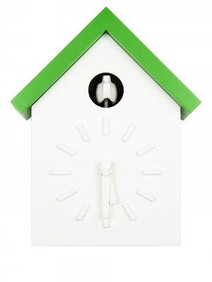 Настенные часы Cu-Clock magis. Цвет: зеленый