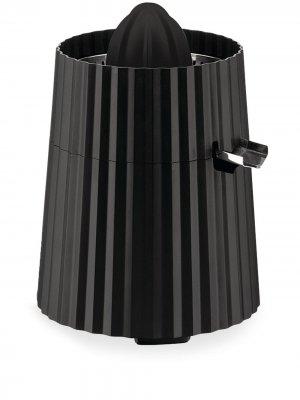 Электрическая соковыжималка Plissé Alessi. Цвет: черный