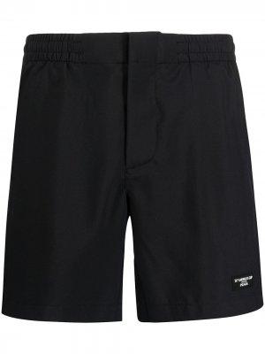 Плавки-шорты с эластичным поясом North Sails. Цвет: черный