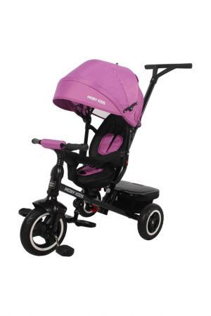 Велосипед 3-х колесный MOBY KIDS. Цвет: фиолетовый