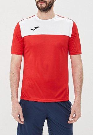 Футболка спортивная Joma. Цвет: красный