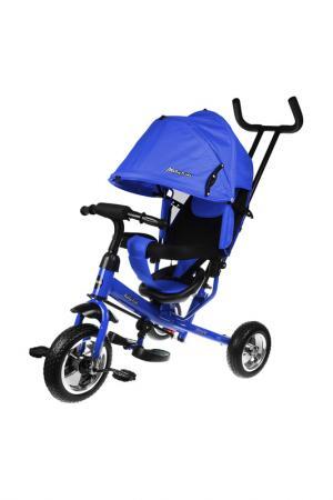 Велосипед 3-х колесный MOBY KIDS. Цвет: синий