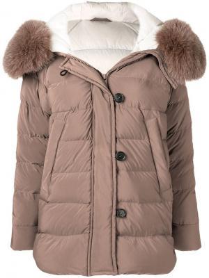 d89c2bd85 Женские куртки из меха лисы купить в интернет-магазине LikeWear Беларусь