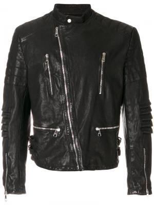 Куртка на молнии Neil Barrett. Цвет: черный