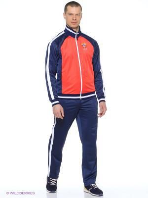 Спортивный костюм ADDIC. Цвет: красный