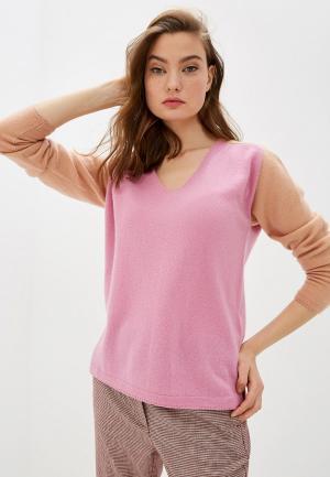 Пуловер Max&Co. Цвет: разноцветный