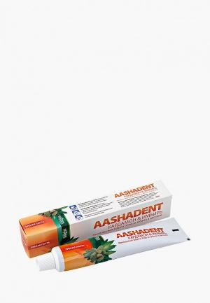 Зубная паста Aasha Herbals. Цвет: белый