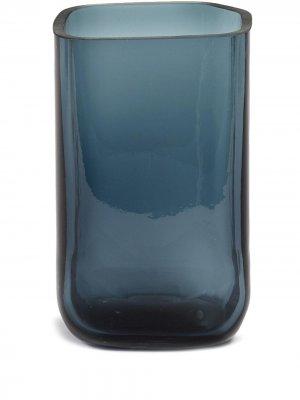 Маленькая ваза Silex Serax. Цвет: синий