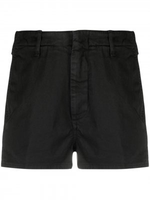 Узкие брюки чинос Dondup. Цвет: черный