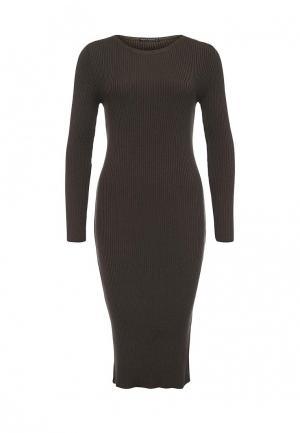 Платье Tom Farr. Цвет: хаки