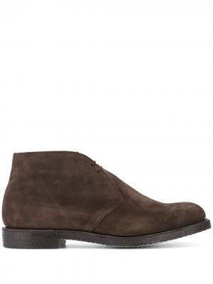Churchs ботинки дезерты Church's. Цвет: коричневый