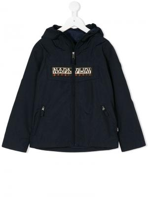 Куртка K Rainforest Napapjiri Kids. Цвет: синий