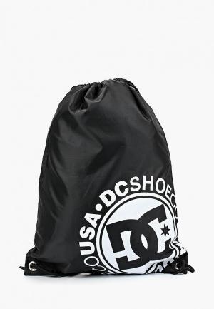 Мешок DC Shoes. Цвет: черный