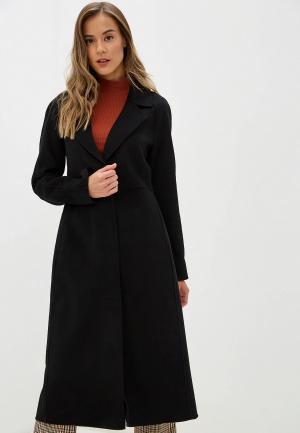 Пальто Banana Republic. Цвет: черный