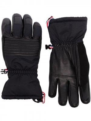 Перчатки Albinen со вставками Fusalp. Цвет: черный
