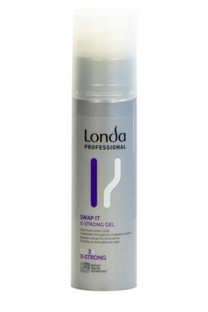 Гель для укладки волос LONDA S PROFESSIONAL. Цвет: белый