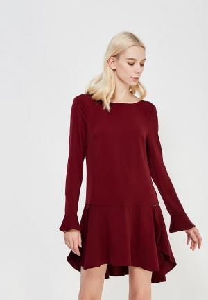 Платье Koralline. Цвет: черный
