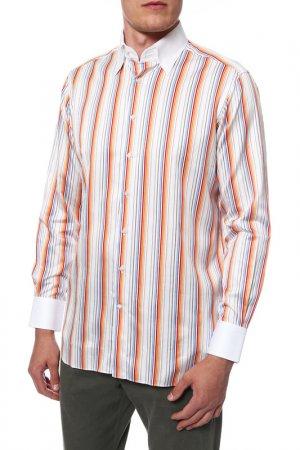 Рубашка Zilli. Цвет: 017/104