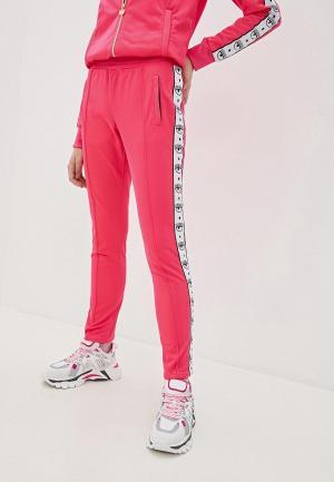 Брюки спортивные Chiara Ferragni Collection. Цвет: розовый
