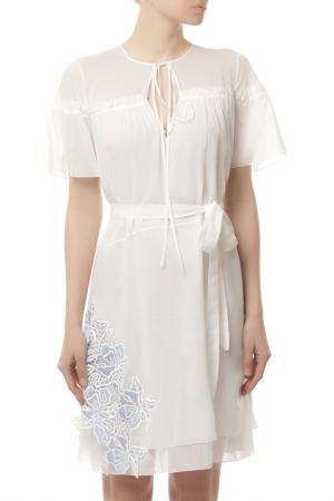 Платье N°21. Цвет: белый