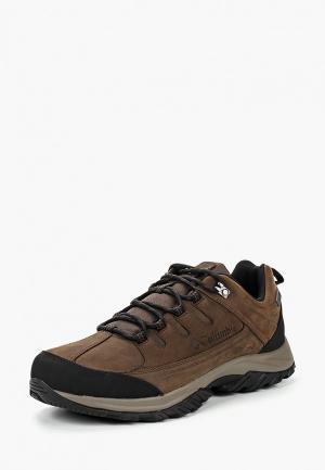 Ботинки трекинговые Columbia. Цвет: коричневый
