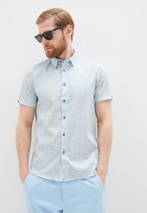 Рубашка Ted Baker London. Цвет: голубой