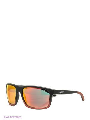 Очки солнцезащитные SANDBANK ARNETTE. Цвет: красный