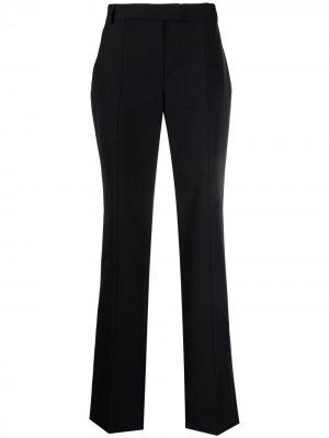Расклешенные брюки с завышенной талией Roseanna. Цвет: синий