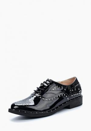 Ботинки Max Shoes. Цвет: черный