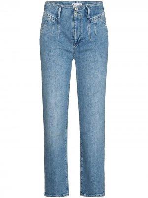 Прямые джинсы Sarah PAIGE. Цвет: синий