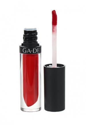 Помада Ga-De. Цвет: красный