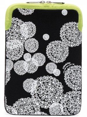 Чехол для iPad Mini с графичным принтом 10 CORSO COMO. Цвет: черный