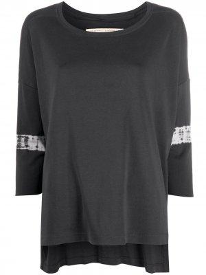 Рубашка Cocoon Raquel Allegra. Цвет: серый