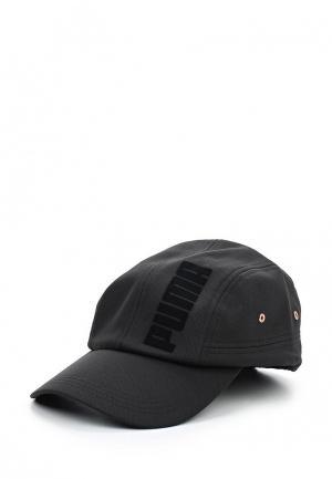 Бейсболка PUMA. Цвет: черный