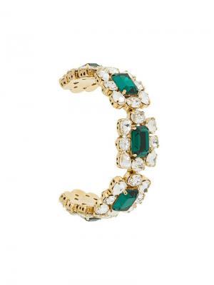 Ritz bracelet cuff Shourouk. Цвет: металлик