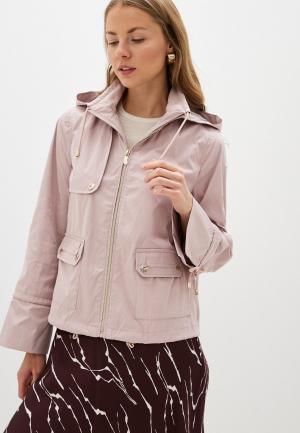 Ветровка Trussardi Jeans. Цвет: розовый