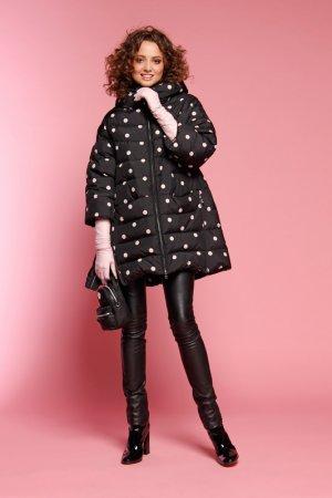 Куртка Naumi. Цвет: koko black