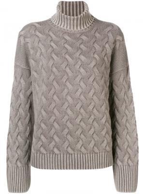 Aspen sweater Iris Von Arnim. Цвет: серый