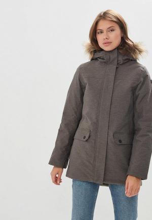 Куртка утепленная Helly Hansen. Цвет: хаки